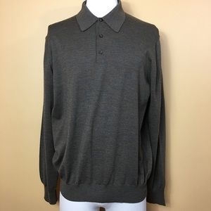 John W. Nordstrom Extra Fine Merino Wool Sweater